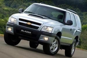 Blazer DLX 2.8 Elec.