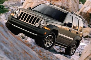 Cherokee 2.8 CRD Limited