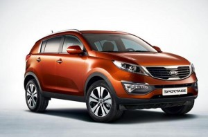 New Sportage 2.0 CRDi